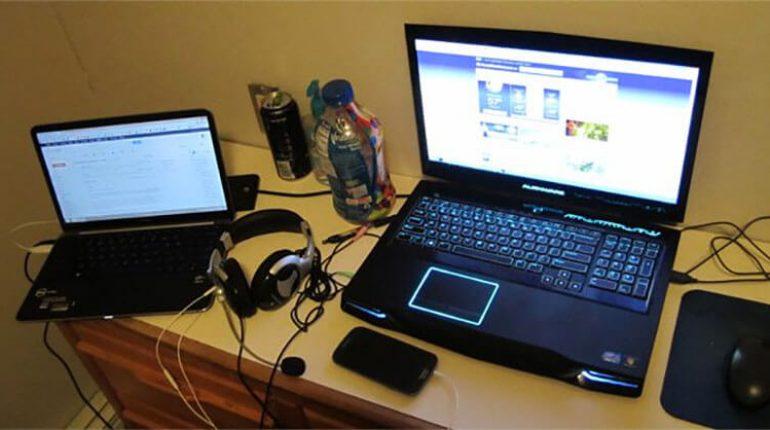 Cách chia sẻ dữ liệu giữa 2 laptop