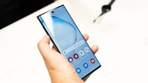 Galaxy Note 10 thiết lập kỷ lục về doanh số