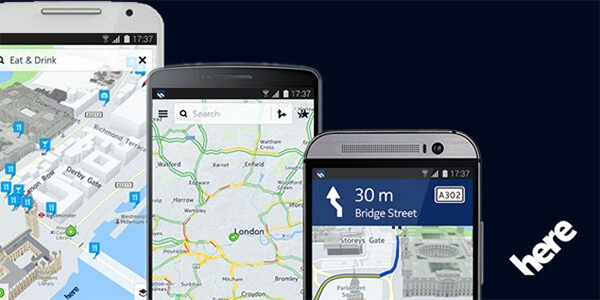 Here Maps cho Android