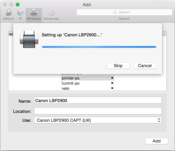 Hướng dẫn cài đặt máy in cho Macbook (3)