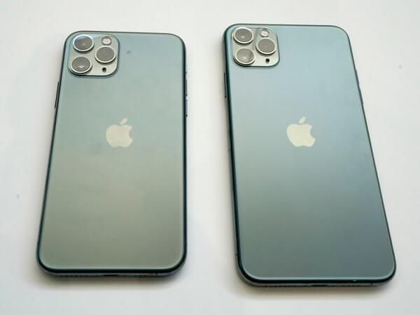 iPhone 11 Pro, iPhone 11 Pro Max có mấy màu