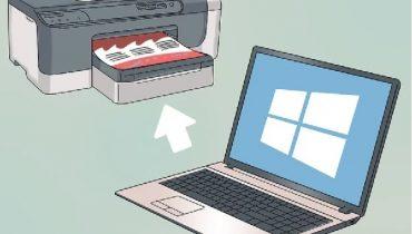 Hướng dẫn cách kết nối Laptop với máy in qua wifi (1)
