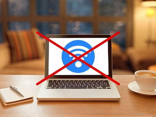Sửa lỗi laptop không bắt được wifi