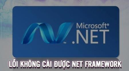Khắc phục lỗi cài Net Framework 4 trên Win 7