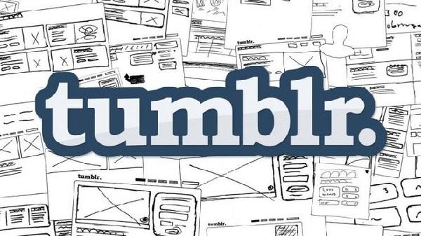 Tumplr app