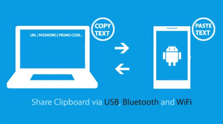 Thủ thuật sao chép và dán văn bản giữa Android và PC