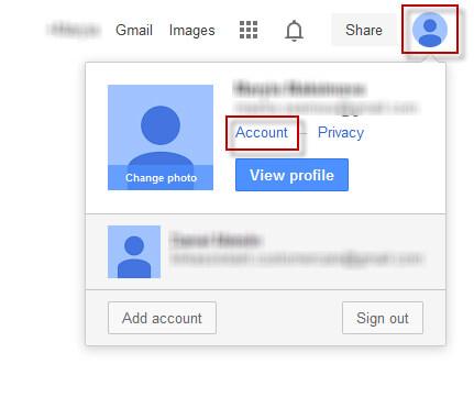 Tạo mật khẩu ứng dụng trên Google
