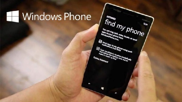 Tìm kiếm điện thoại Windows Phone bị mất (1)