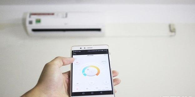 Ứng dụng điều khiển Smart IR Remote