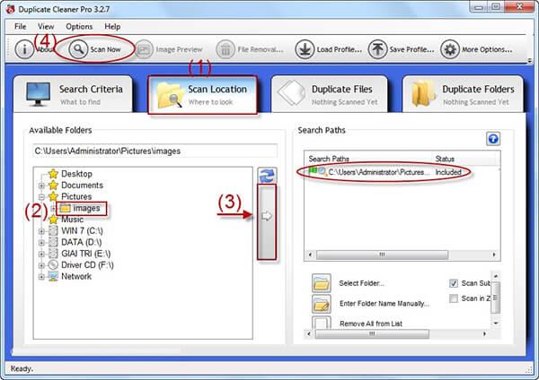 Phần mềm tìm ảnh trùng lặp trên máy tính (8)