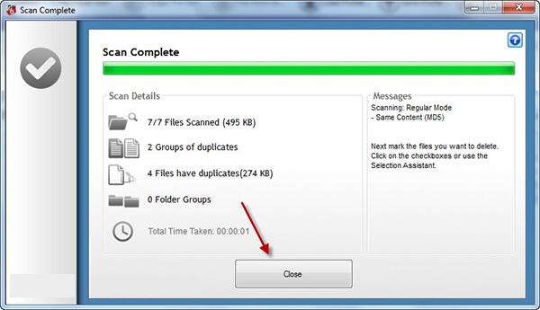 Phần mềm tìm ảnh trùng lặp trên máy tính (9)