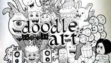 Nghệ thuật Doodle Art là gì