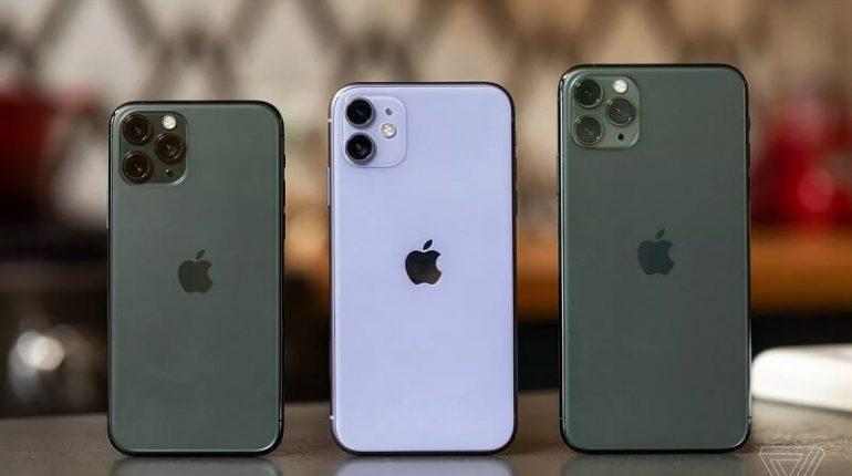 iPhone 11 Pro Max có bao nhiêu màu