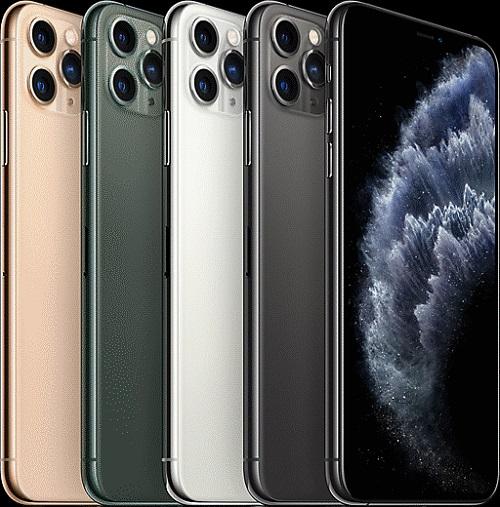 iPhone 11 có những màu gì