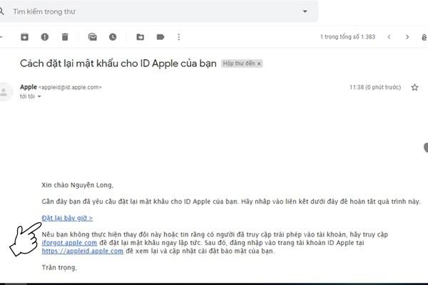 Sử dụng gmail
