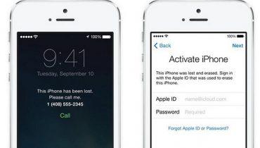 Mở khóa iPhone bị dính iCloud
