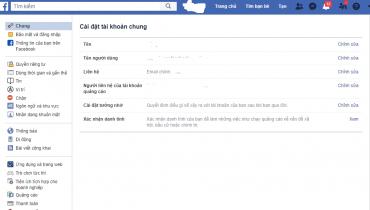 Hướng dẫn cách xóa tài khoản Facebook