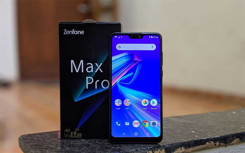 Zenfone Max Pro M2 tới từ thương hiệu ASUS