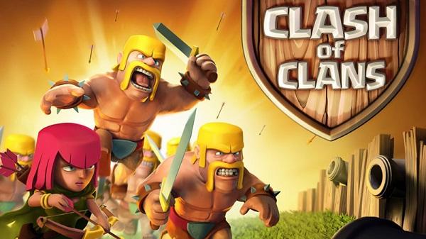 Hoàn tất chuyển đổi tài khoản game Clash of Clan