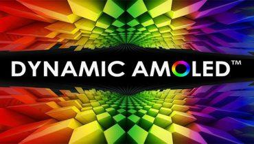 Màn hình Dynamic AMOLED hỗ trợ định dạng hiển thị HDR10+