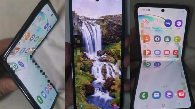 Thiết kế Samsung Galaxy Fold 2