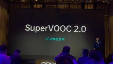 Công nghệ sạc nhanh Super Vooc 2.0 65W trên OPPO Find X2 Pro