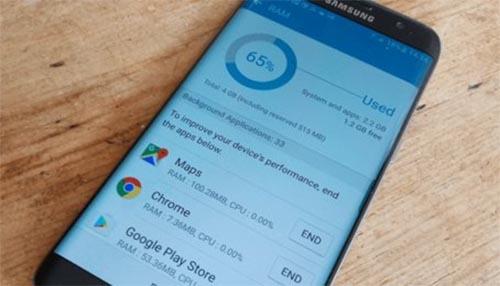 Kiểm tra dung lượng RAM còn trống trên Android