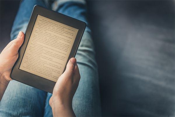 Ứng dụng đọc sách Amazon Kindle được đánh giá tốt nhất thế giới