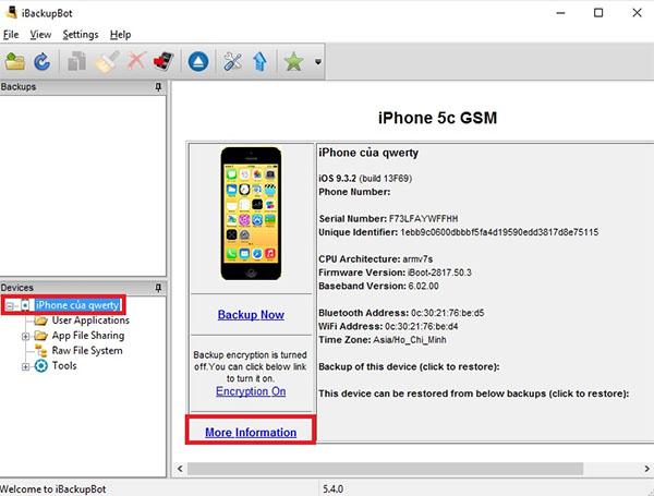 Cách kiểm tra pin iPhone (1)