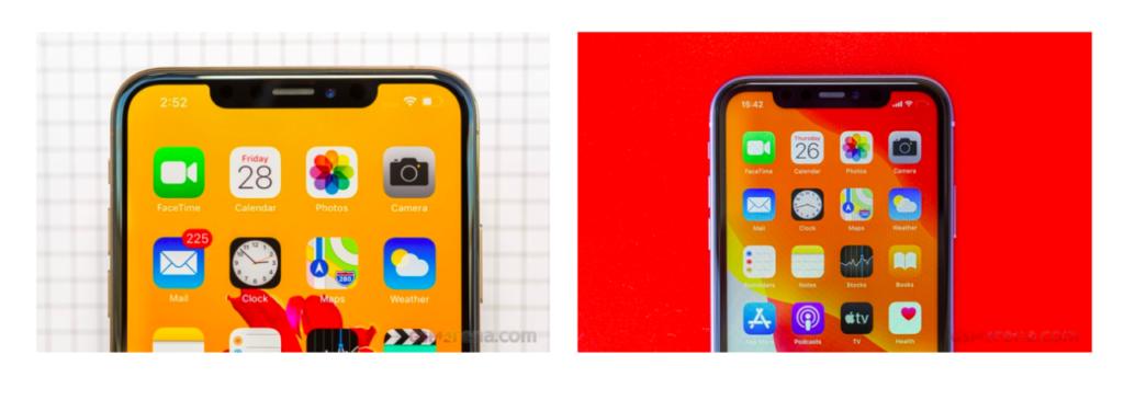 Đánh giá camera trước iPhone 11 và iPhone Xs Max