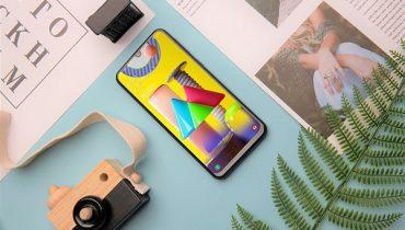 Giá bán Galaxy M21 chỉ 5.490.000 đồng