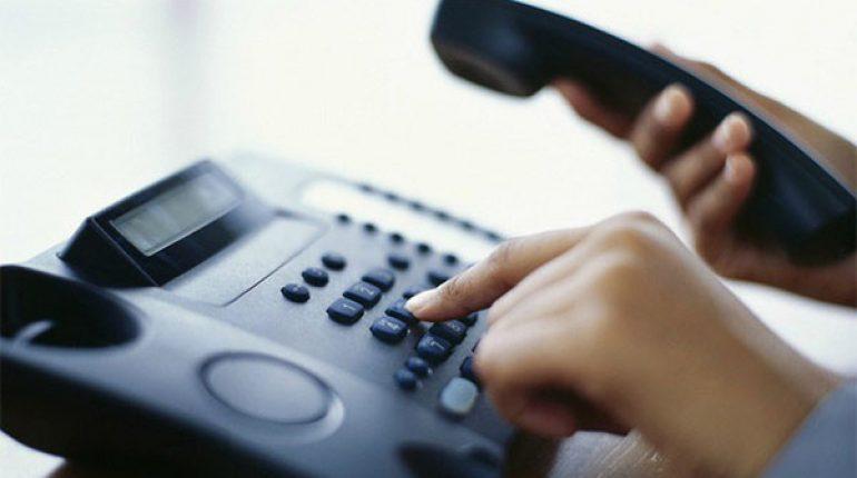 Hãy ghi lại các mã vùng thường xuyên liên lạc