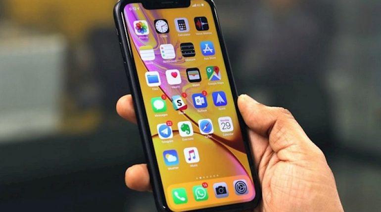 Màn hình hiển thị iPhone 11