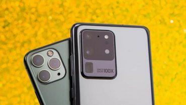 So sánh camera iPhone 11 Pro và Galaxy S20 Ultra (1)