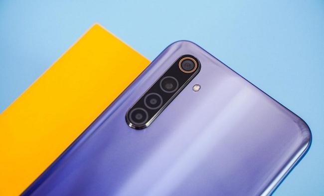Realme 6 được trang bị 4 camera sau ấn tượng