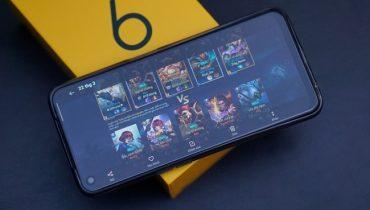 Realme 6 là một smartphone giá rẻ chơi game tốt