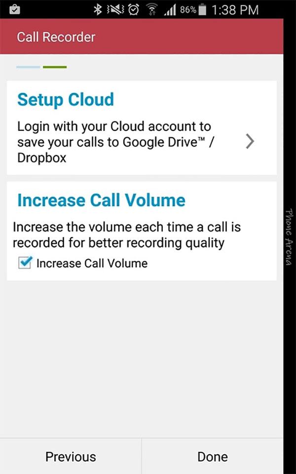 Cách ghi âm cuộc gọi trên Android