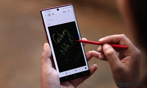 Galaxy Note 20 có mấy màu