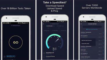 Kiểm tra tốc độ mạng trên điện thoại