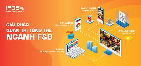 Hệ thống IPOS hỗ trợ kết nối thiết bị quản lý từ xa