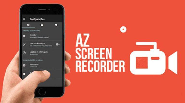 Ứng dụng AZ Screen Recorder sở hữu cực kỳ nhiều chức năng hiện đại