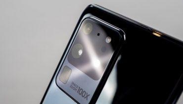 Samsung Galaxy S20 Ultra màu đen
