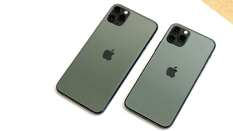 So sánh iPhone 11 Pro và 11 Pro Max (2)