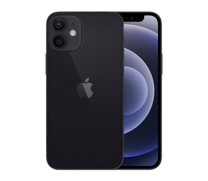 iPhone 12 Mini đen duyền bí