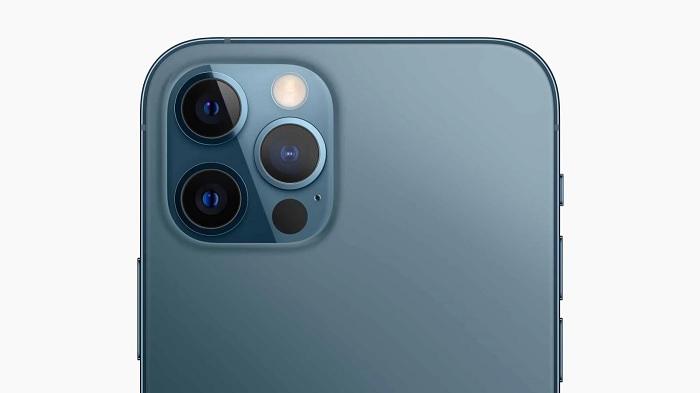 iPhone 12 Pro Max được trang bị máy quét LiDAR