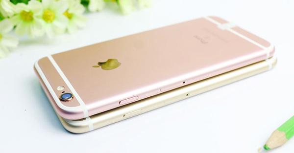 Phân biệt iPhone 6 và iPhone 6S