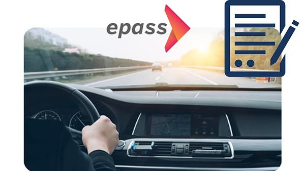 Một số lưu ý khi đăng ký dịch vụ ePass thu phí tự động
