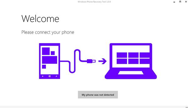 Kết nối điện thoại với máy tính đề sao lưu dữ liệu