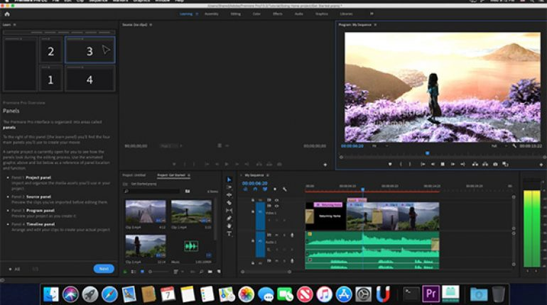 Adobe Premiere Pro là phần mềm chỉnh sửa video chuyên nghiệp nhất hiện nay