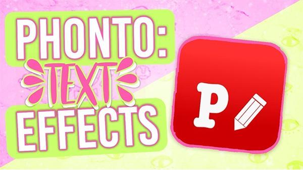 Phần mềm Phonto chuyên dùng để viết chữ trên ảnh